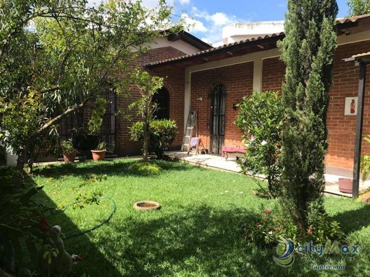 Residencia en venta en Villa Sol zona 12 Guatemala