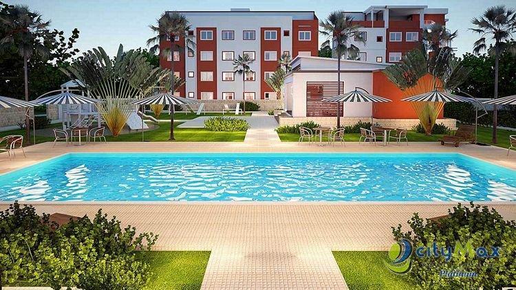 EN VENTA! Apartamento 3Hab/2Banos en Santo Domingo