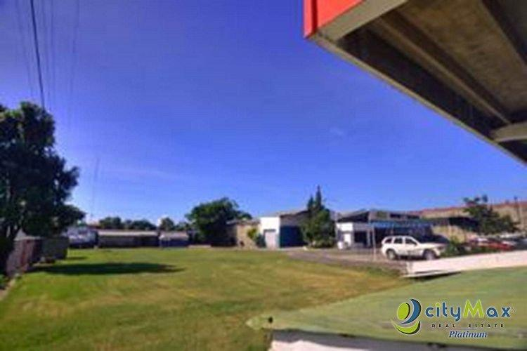 Citymax Platinum vende terreno con edificio  comercial