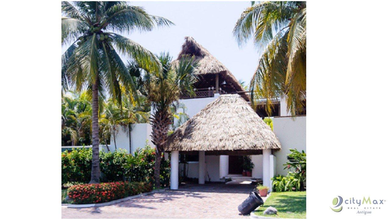 ¡Casa en Venta en Marina del Sur, Escuintla. Promueve CityMax Antigua!