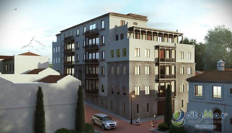 CITYMAX Vende Apartamento en Cayala Zona 16