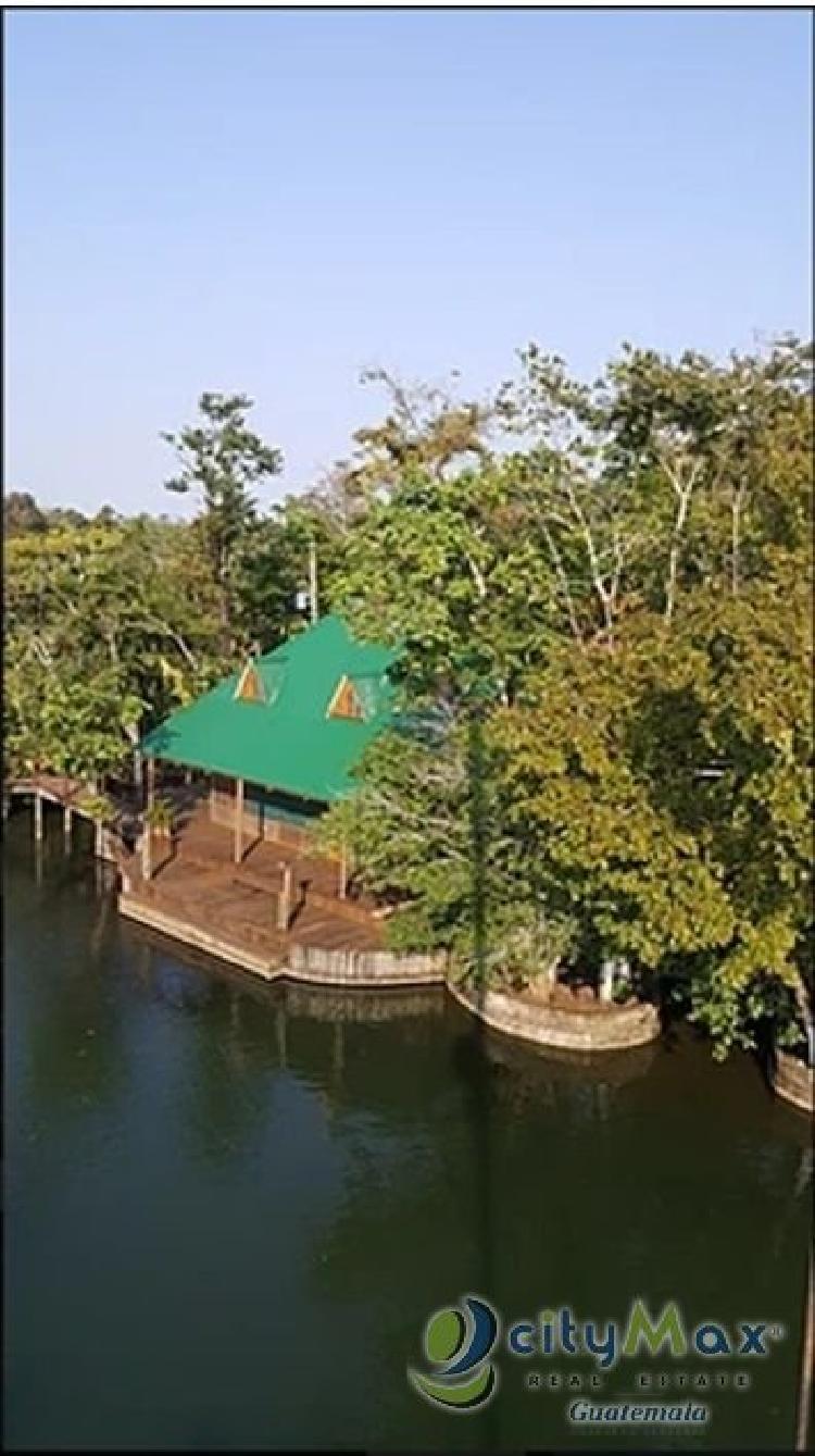 CityMax vende hermosa VILLA  en Río Dulce Izabal