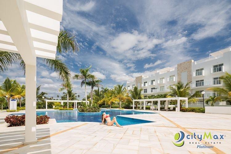 cityMax Vende Apartamento en Playa Nueva Romana