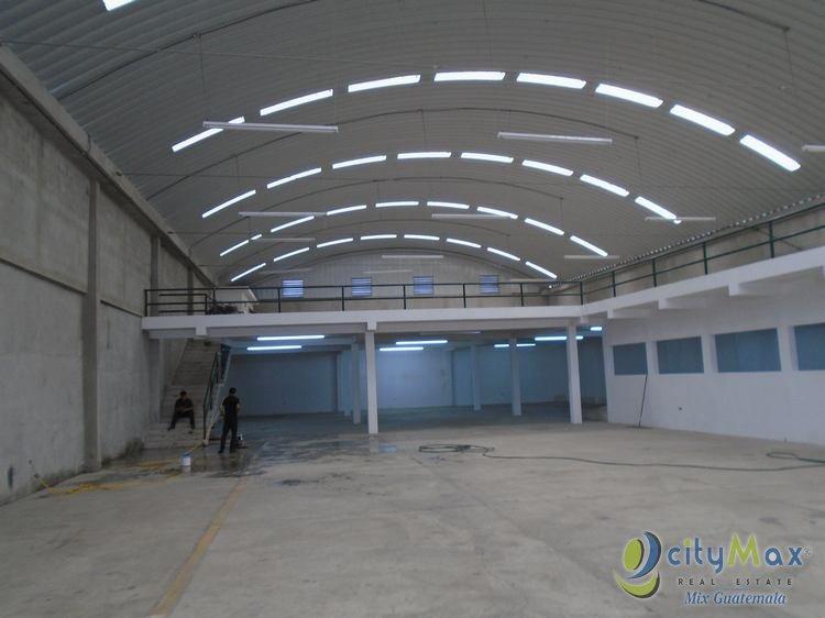 Rento Bodega Dentro de Condominio Industrial Zona 18