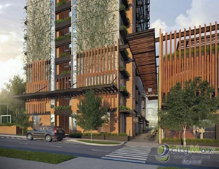 Apartamento en venta en sector zona 2 Ciudad Nueva