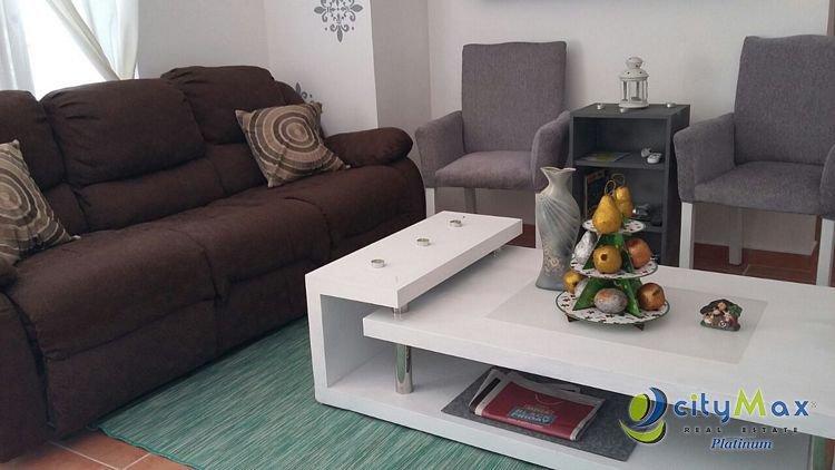 SE RENTA! en Cocotal Apartamento amueblado 2Hab. Bavaro