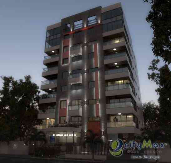 PENT HOUSE EN VENTA EN BELLA VISTA NORTE, SANTO DOMINGO