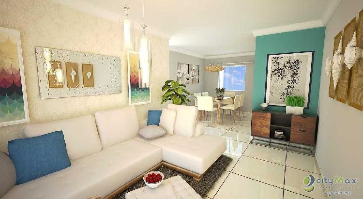 CityMax Vende Apartamento en Paraiso Oriental