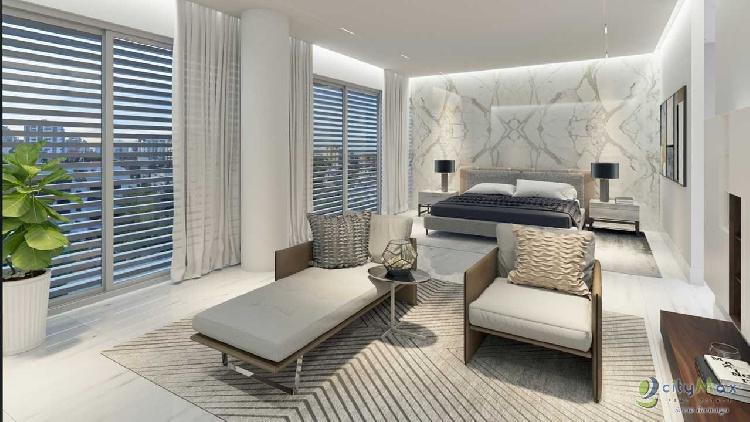 CityMax Vende Apartamento de Lujo en el Naco DE 2 HAB