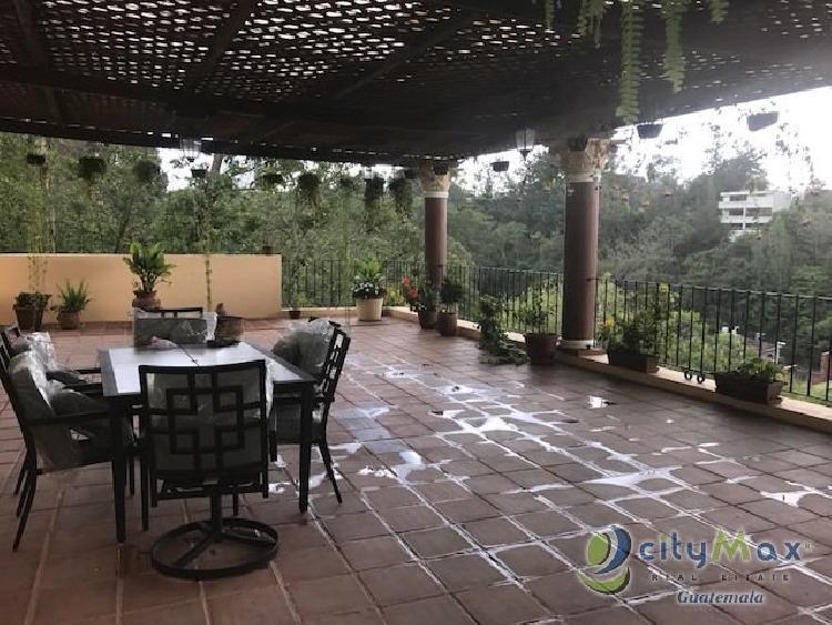 cityMax Vende Casa en La Isla zona 15 Guatemala