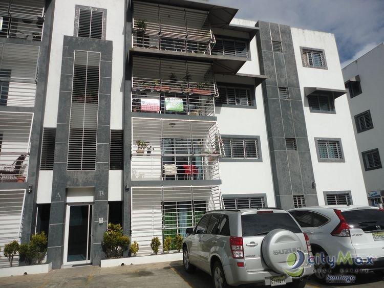Apartamento de Venta en El Dorado II Santiago