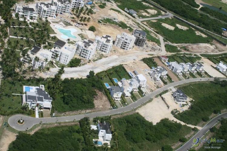 venta de terreno para inversión en Playa Nueva Romana