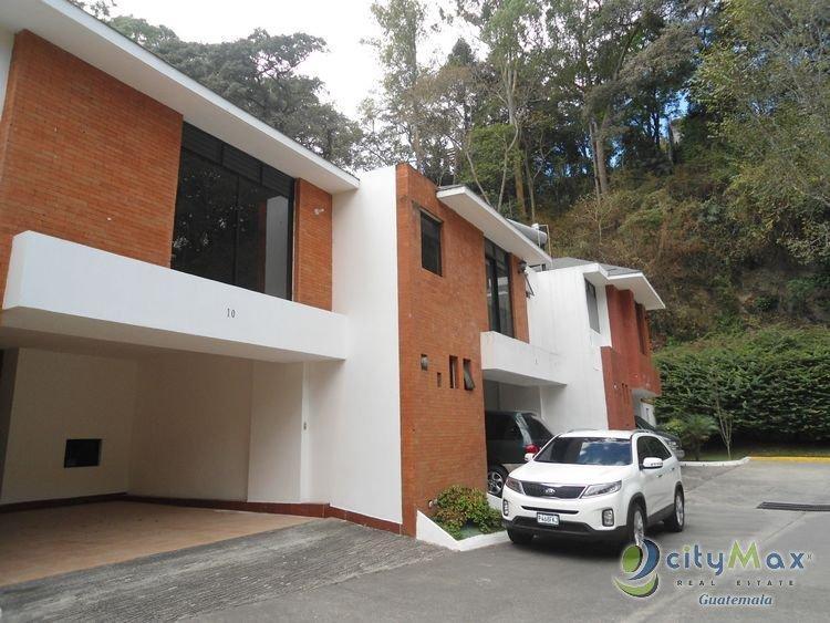 CityMax renta amplia casa en San Lázaro, zona 15!!