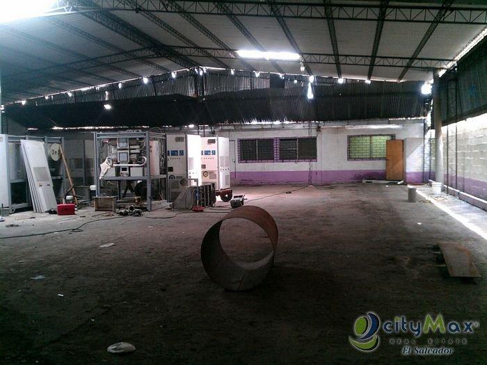 citymax Renta Bodega Industrial Desvió a Opico