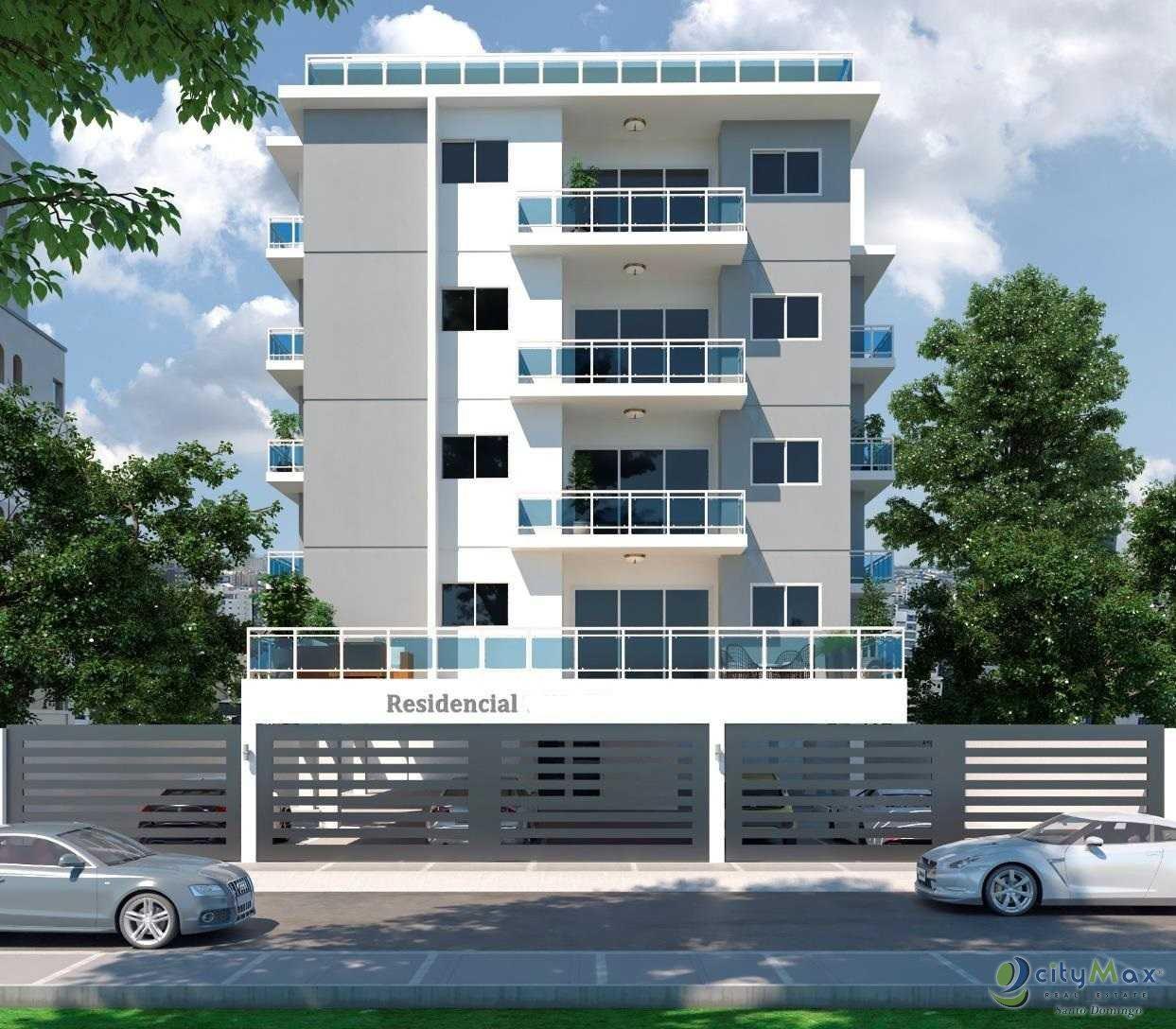 CityMax Vende Apartamento en el Millón de 1 Hab.