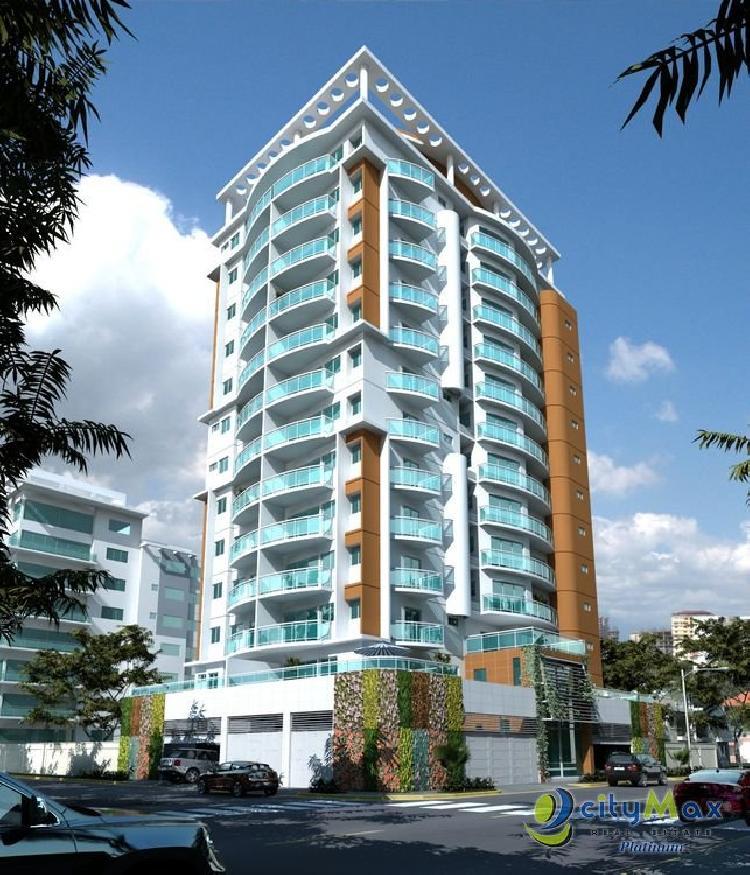 cityMax vende apartamento en Piantini