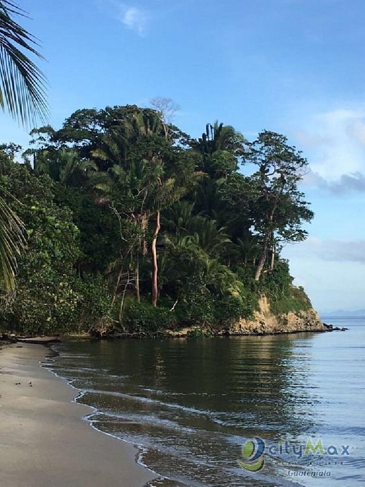 Finca en venta Bahia de Cocoli Livingston Izabal