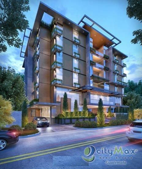 CITYMAX !TE VENDE¡ Apartamento en Zona 15 Guatemala
