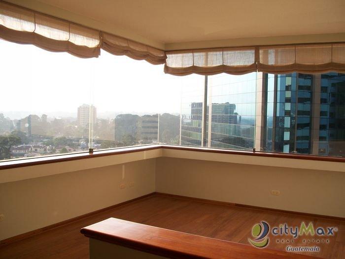 RENTO apartamento en zona 14 Ciudad de Guatemala