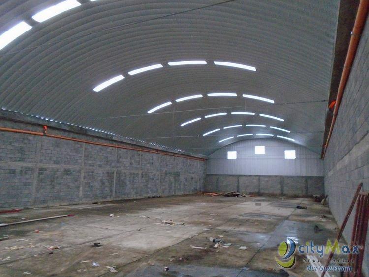 Bodega en Renta Parque Industrial Tecnopark Guatemala
