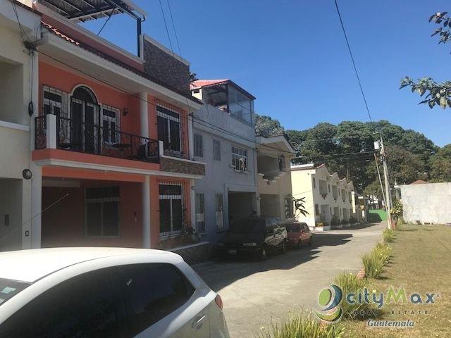 Casa en renta en residencial zona 16 Guatemala