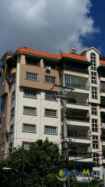 cityMax Platinum!!!! vende Apartamento  en Evaristo