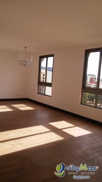 CityMax Vende o ALQUILA Apartamento en zona 15