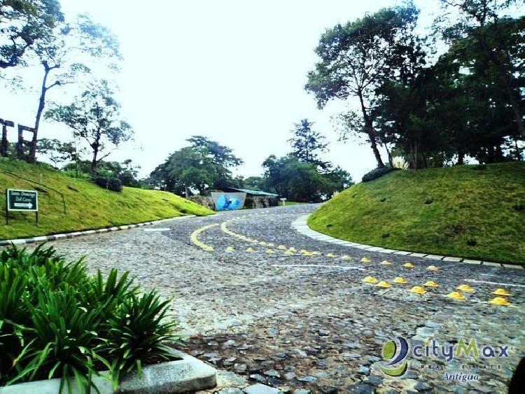 ¡Citymax vende terreno exclusivo Antigua Guatemala!