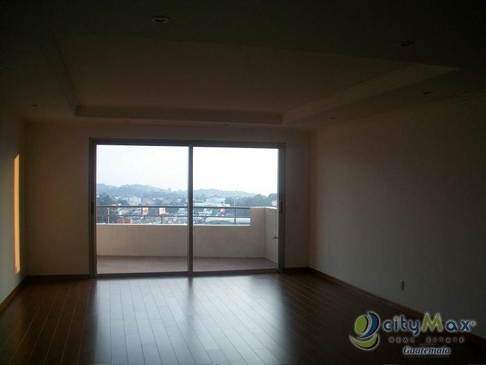Apartamento en Renta en la Zona 15 Promueve cityMax