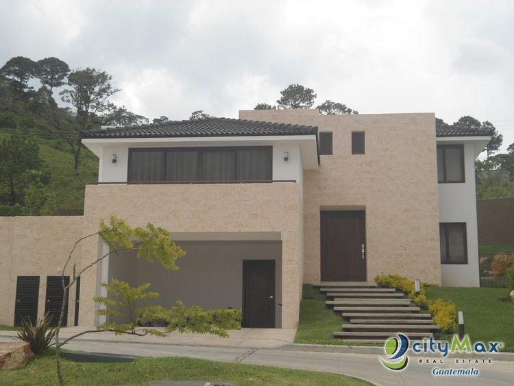 Residencia rentada en venta en zona 16 Guatemala
