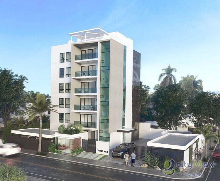citymax vende Torre de Apartamentos en Villa Olga