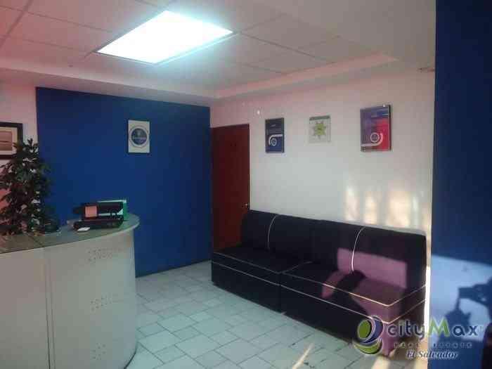 Citymax vende o renta Edificio en Col. FLor Blanca