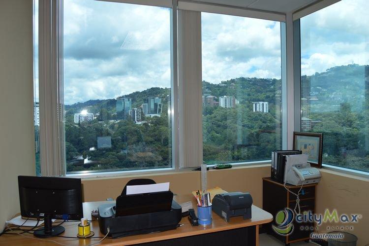 CityMax Promueve Oficina en Zona 10 ZONA PRADERA