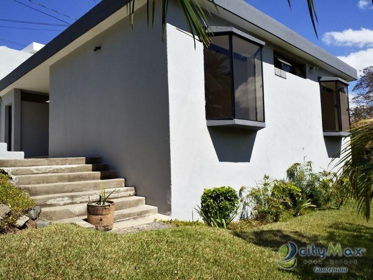 CityMax Promociona Hermosa casa En Renta en Zona 10 GT