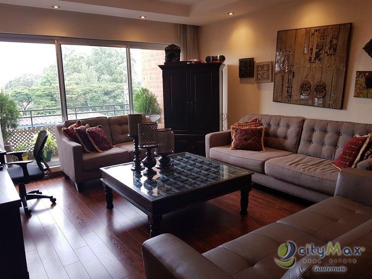 CityMax PROMUEVE En Venta Apartamento En Zona 10