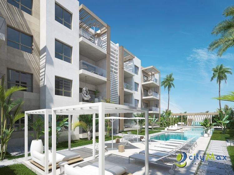 Apartamento en Beach Garden en venta!! 2H/2B