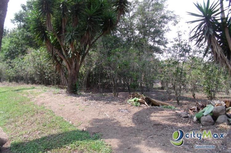 CityMax vende terreno en San Juan Sacatepéquez