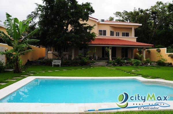 Citymax vende exclusiva residencia en la montaña IV