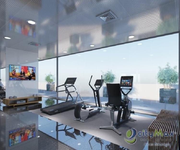 CityMax Vende Moderna Oficina en el Centro Financiero