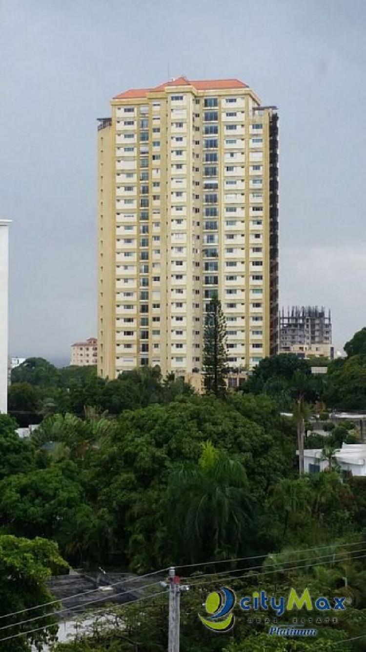 Lujoso apartamento en venta y renta en La Esperilla