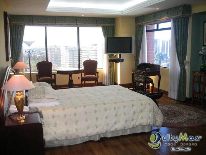 Apartamento en (Renta) en la Zona 10 Promueve CityMax!