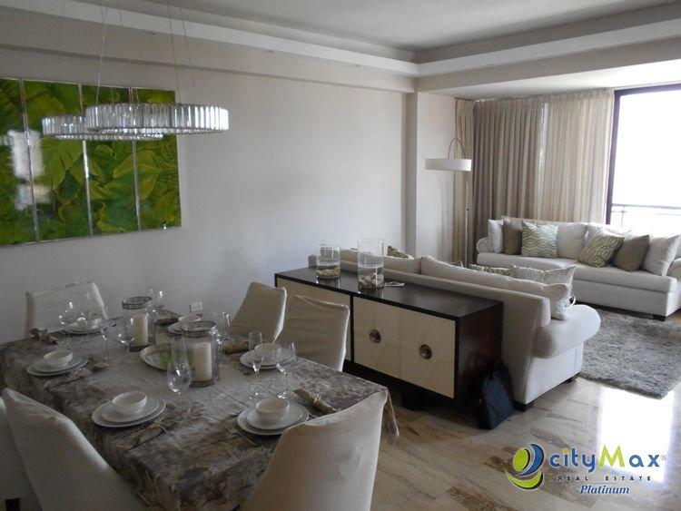 cityMax Platinum Alquila Apartamento Amueblado.