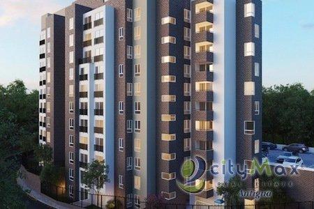 ¡Apartamento en Venta en Zona 11, Promueve CityMax Antigua!