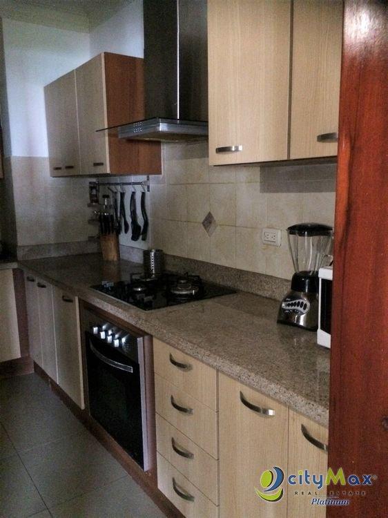cityMax Alquila Apartamento Amueblado Evaristo Morales