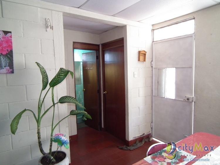 Casa en venta en la Justo Rufino Barrios