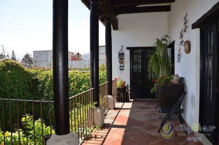 ¡CityMax Antigua Promueve casa en Venta en Antigua Guatemala!