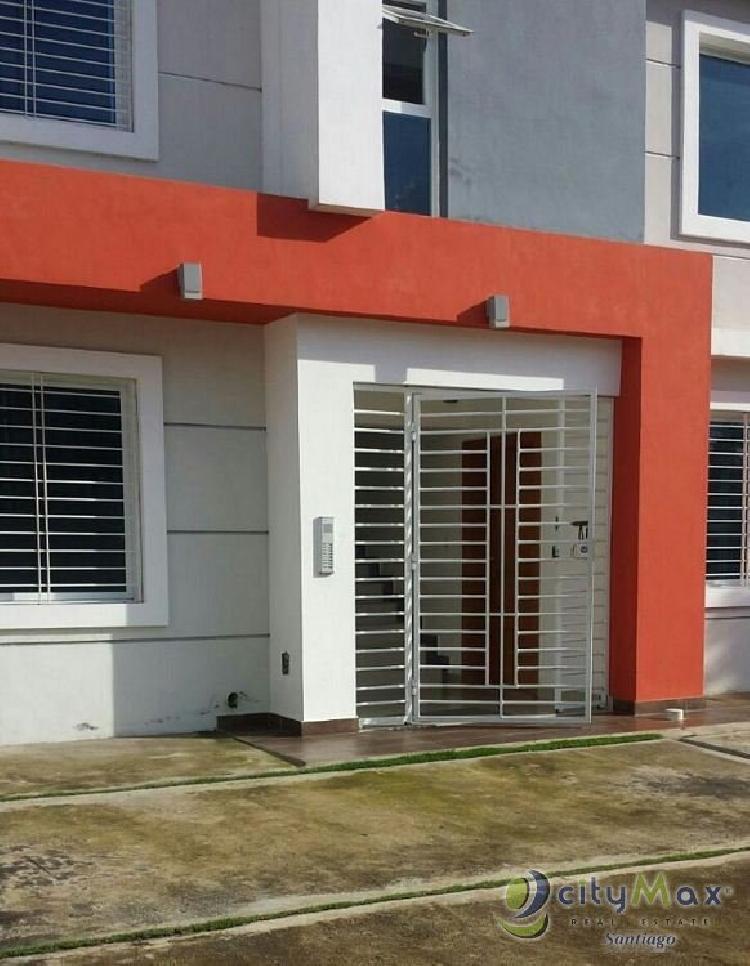 Apartamento en venta en Las Cayenas Sur, Santiago