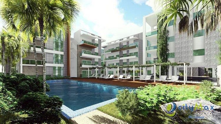 VENDO Apartamento 2 habitaciones Punta Cana Village