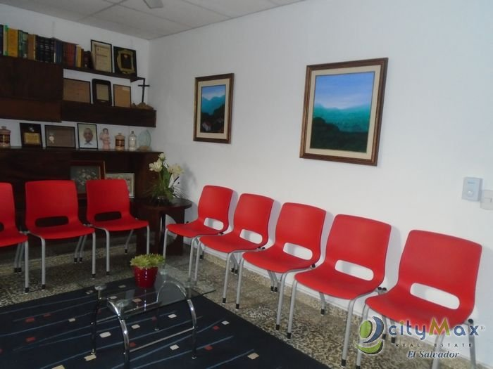 cityMax renta locales para clínicas Colonia Escalón