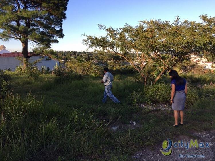 Terreno Residencial en Venta San Cristobal Guatemala
